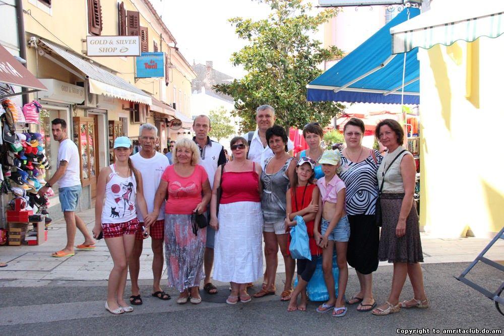 Відпочинок в Хорватії за підсумками програми «Канікули з «Амрітою»