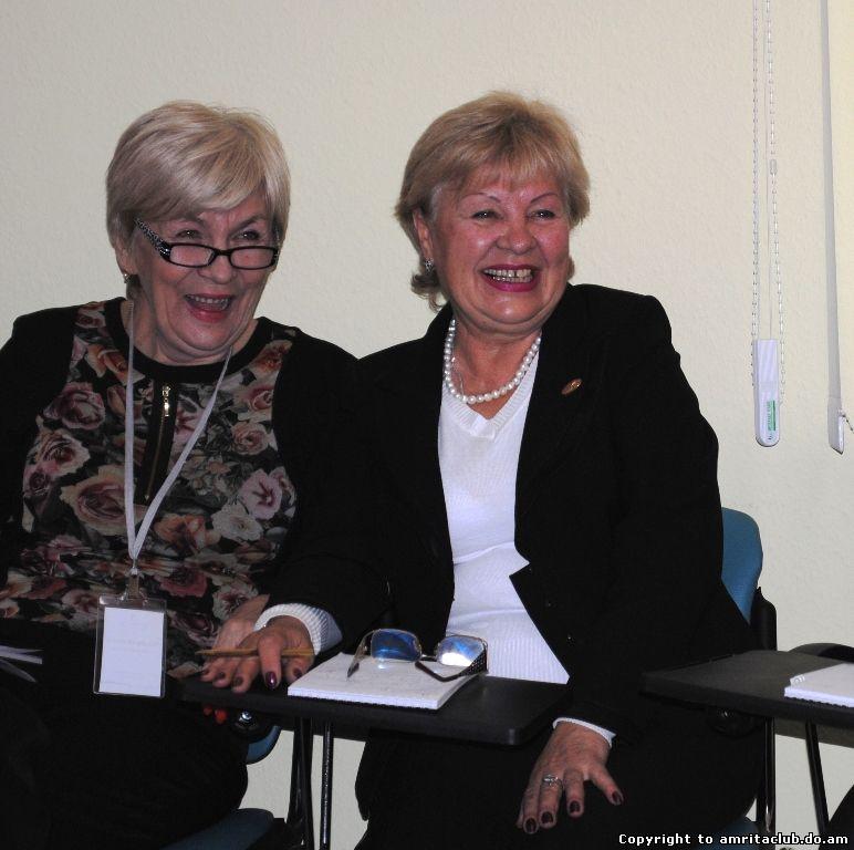 17 і 18 листопада 2013 відбувся Другий Форум ключових бізнес-партнерів Компанії «Амріта»