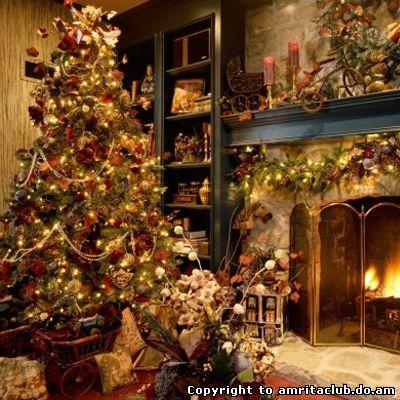 Компанія «Амріта» вітає з Різдвом!