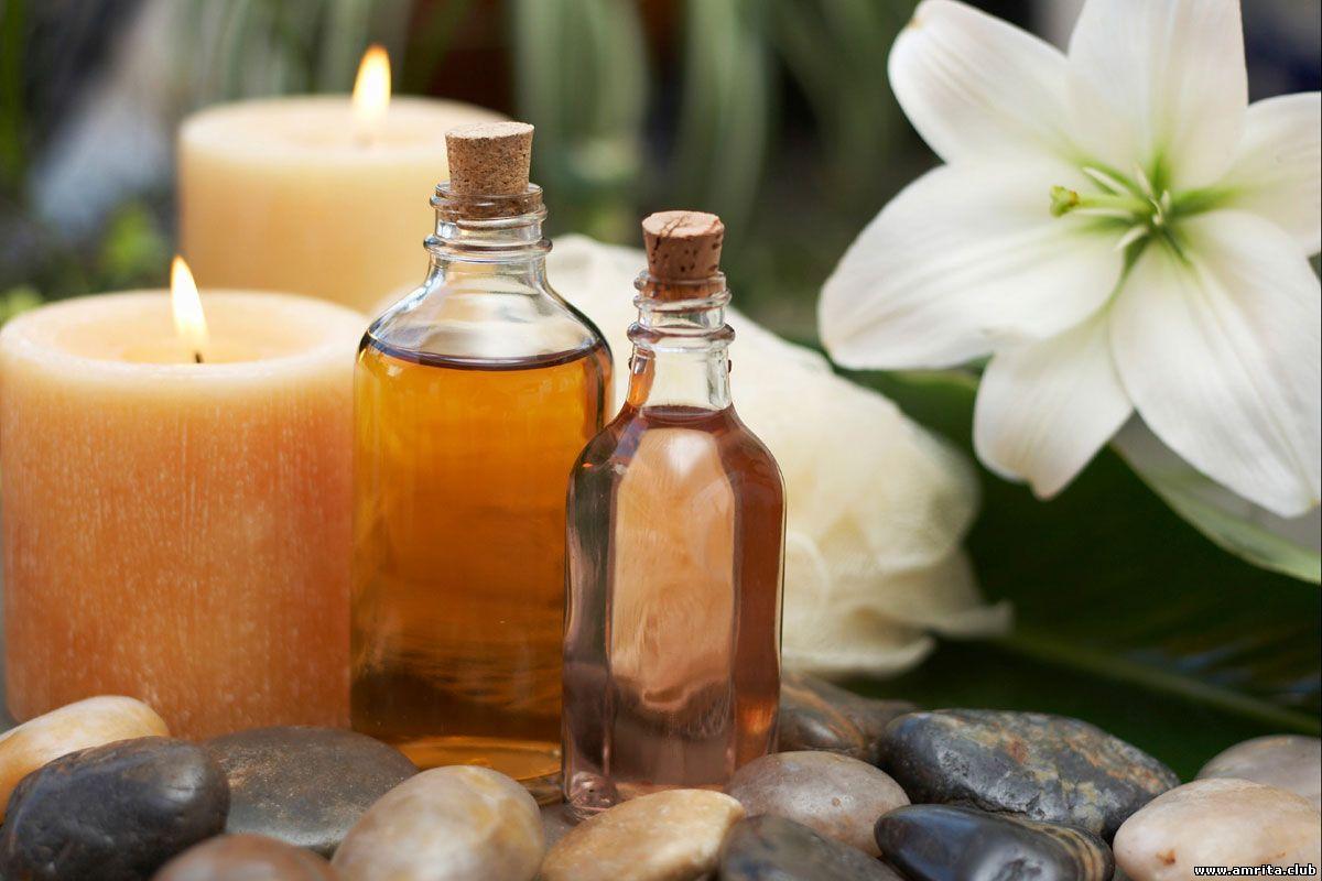 Fitomelanin® + relaxing oils – ароматерапія для вашого тіла