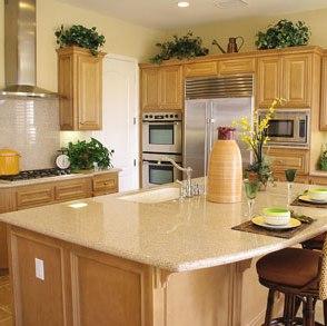 Екологічний будинок: кухня