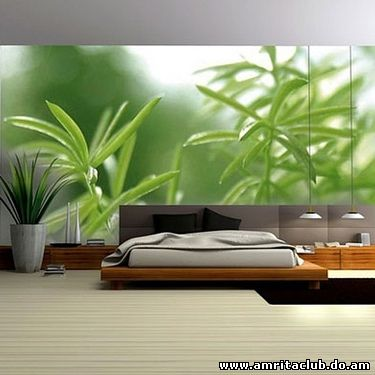 Екологічний дім: спальня