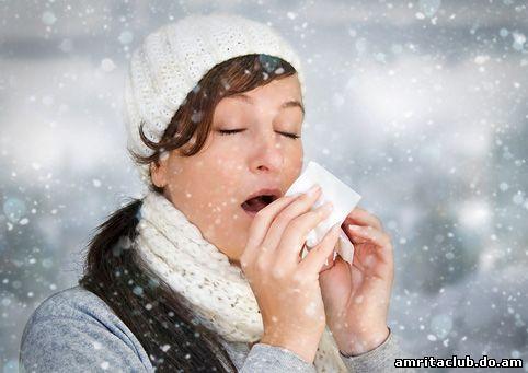 Час грипу і простуд