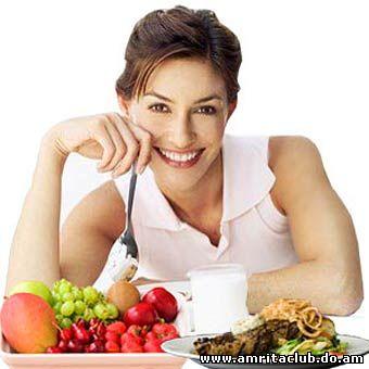 Правильно харчуватися – чим і як харчуватися