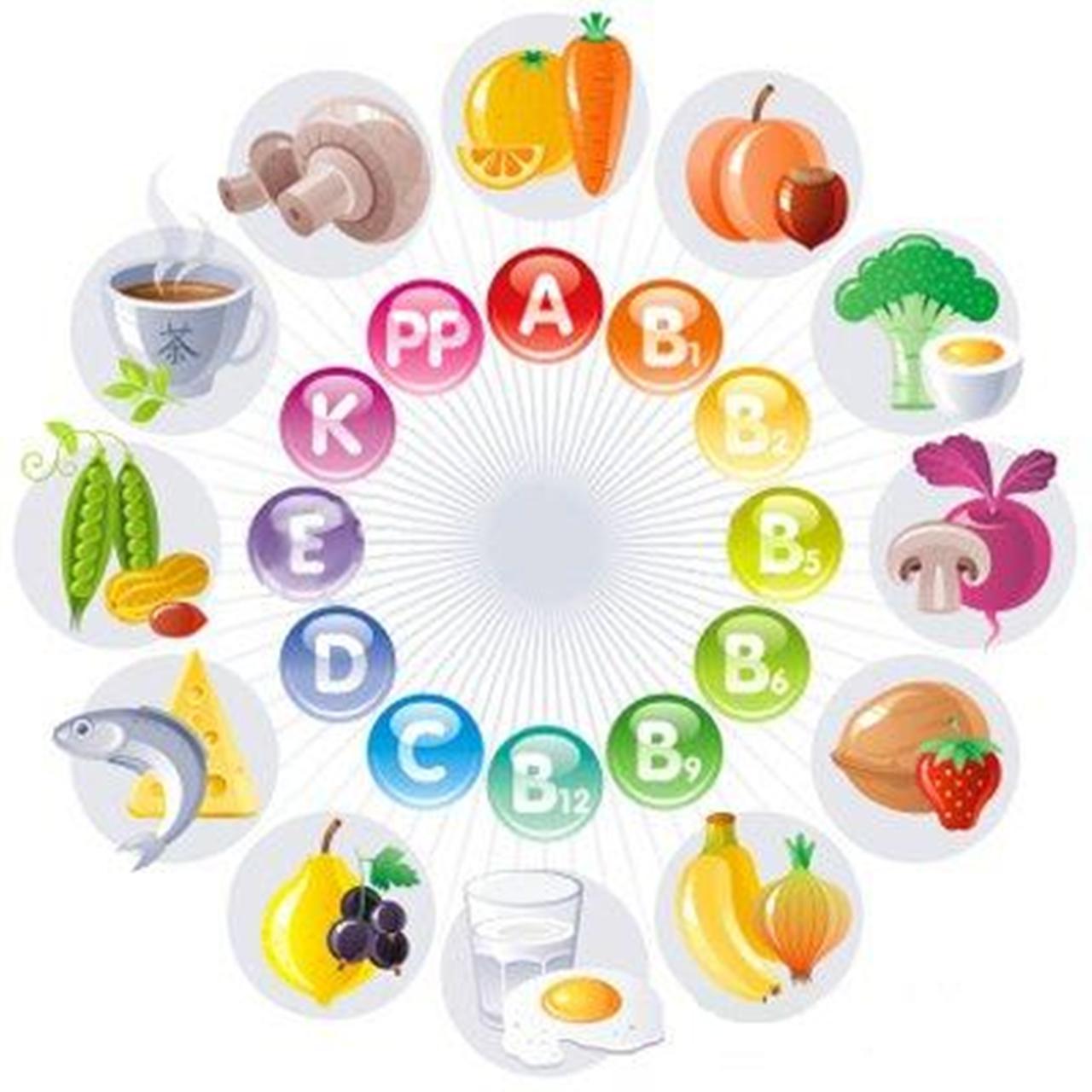 Смачне здоров'я - вітаміни