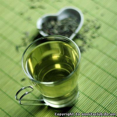 Зелений чай – прадавній антиоксидант